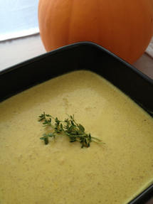 Photo of Pumpkin Curry Soup